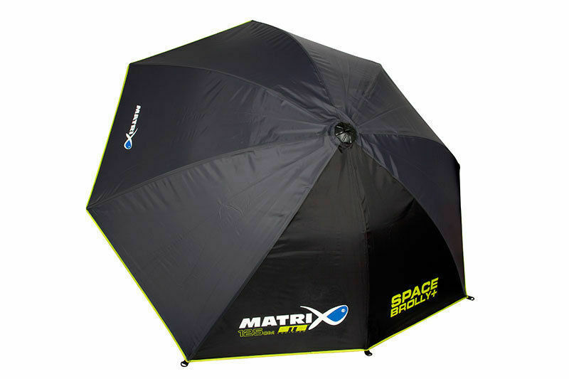 Fox Matrix NEW Coarse Fishing Matrix Space Brolly 50 Inch GUM007