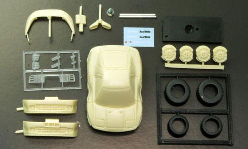 Finework Choro Q Tamaño Toyota Supra 70 y Muchas 2toyota Celica Xx Kit de Resina