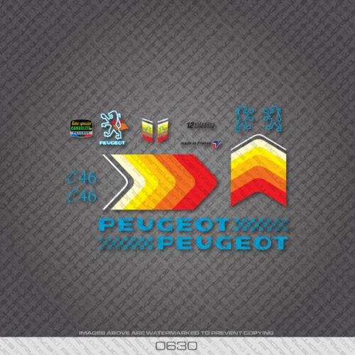 cadre course PEUGEOT  PH 10 LS  : remontage d'époque ! 1986  - Page 3 S-l500