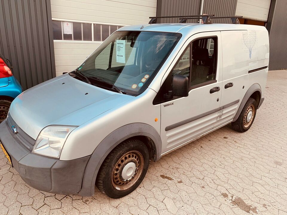 Ford, Tourneo Connect, 1,8 TDCi 90 200S