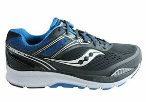 Mens-Saucony-Echelon-7-Cushioned-Comfort-2E-Wide-Fit-Athletic-Shoes-ModeShoesA