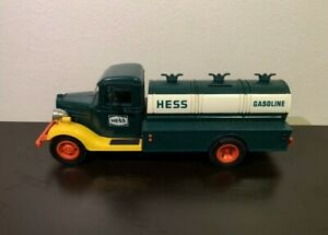 Hess Vintage Gasoline First Truck Toy Money Coin Bank Rare Collectible Ebay