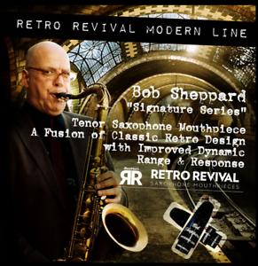 RETRO-REVIVAL-BOB-SHEPPARD-SIGNATURE-SERIES-TENOR-SAX-MOUTHPIECE-NEW-8-TIP-110