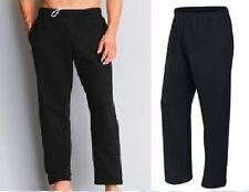 Nice Price --> GILDAN Sweatpants-Jogginghose-schwarz-black  neu