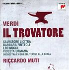 Verdi: Il Trovatore (CD, Jan-2012, Sony Classical)
