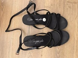New Look Wide Fit Sandals Size 6 | eBay
