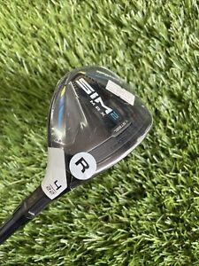 Taylormade SIM2 Max 22 Degree Hybrid. Regular Flex Shaft. PGA Seller.