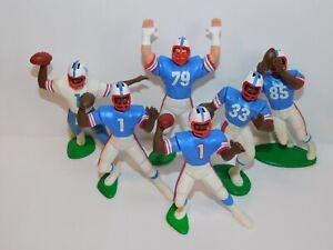 HOUSTON OILERS 1988/1989 NFL Starting lineup figures open/loose choose