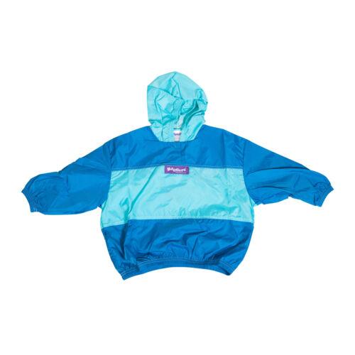 Set Pac A Mac Boys Rainproof Coat Kagool Jacket /& Trouser SetAge 1-2Blue