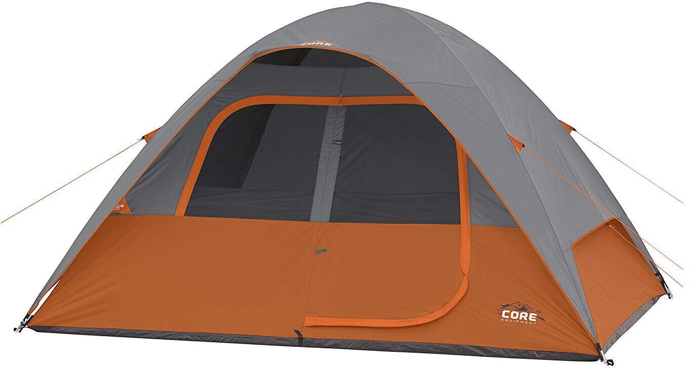 Casa Campaña Gree Para 6 Personas campeggio Se Adapta 2 Colchones De Aire regina
