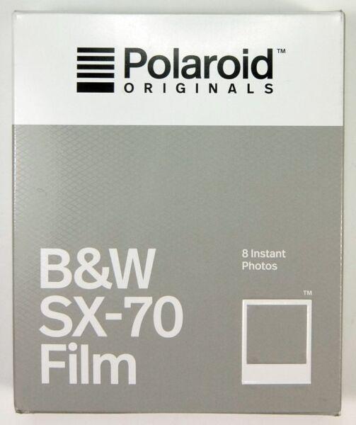 Magasiner Pour Pas Cher Polaroid Sx-70 8 Vues Noir Et Blanc