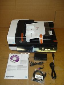 Hp Scanjet Enterprise Flow 7500 Escaner De Superficie Plana L2725b Nuevo Abierto Ebay