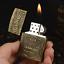 Jack-Daniels-Feuerzeug-gold-Jack-Daniels-Lighter-gold Indexbild 1