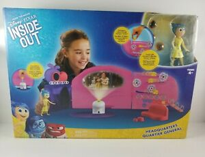 New-Disney-INSIDE-OUT-PLAYSET-HEADQUARTERS-JOY-Figure-amp-Memory-Spheres-HQ-PIXAR