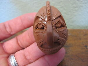 INDIAN CEREMONIAL MASK Johnny West Best Of The West Chief Geronimo Marx