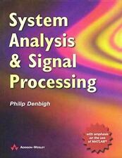 System Analysis and Signal Processing: With emphasis on the use of Matlab by De