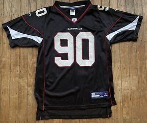 Details about Darnell Dockett #90 Arizona Cardinals NFL Reebok Jersey Size Youth XL Men Black
