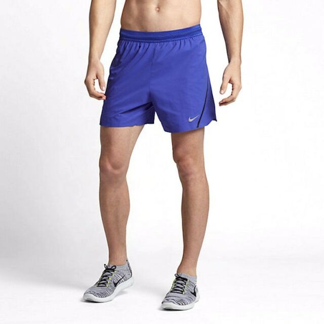 Nike Aeroswift Men's 5 Running Shorts 717881 452