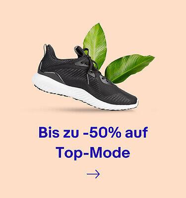 Bis zu -50% auf Top-Mode