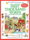 First Thousand Words in Portugese by Heather Amery (Paperback, 2013)