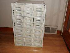 (4) Craft Fishing  Tool Hobby Hardware Box Storage Chest Container Organizer