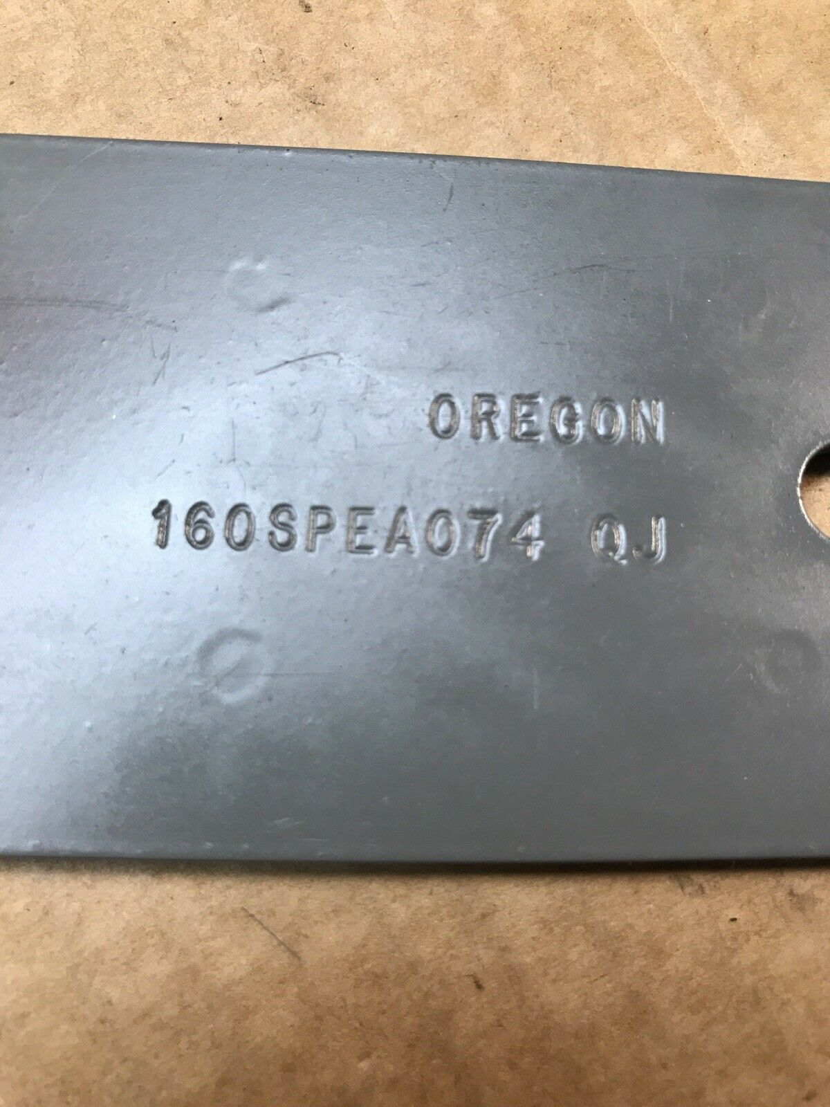"""Oregon 16/"""" Inch Chainsaw Guide Bar Pro 91  160SPEA074  Made in USA"""