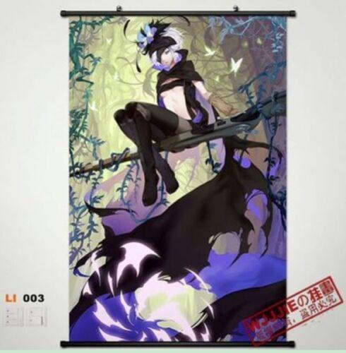 Home Decor Rokka Braves of the Six Flowers Rokka no Yuusha Wall Scroll Poster 1