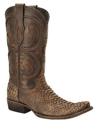 563b98f9b78 1J35PH CUADRA Python Urban Western Boot made by Cuadra | eBay