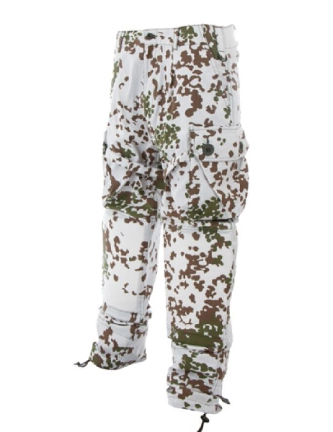 Tacgear Pants Ksk Special Forces Field Trousers Snow Camo L Large