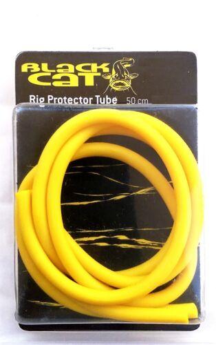 5,95€//1m Black Cat Rig Protector Tube 2x50cm 4mm//8mm Schlauch zum Welsangeln