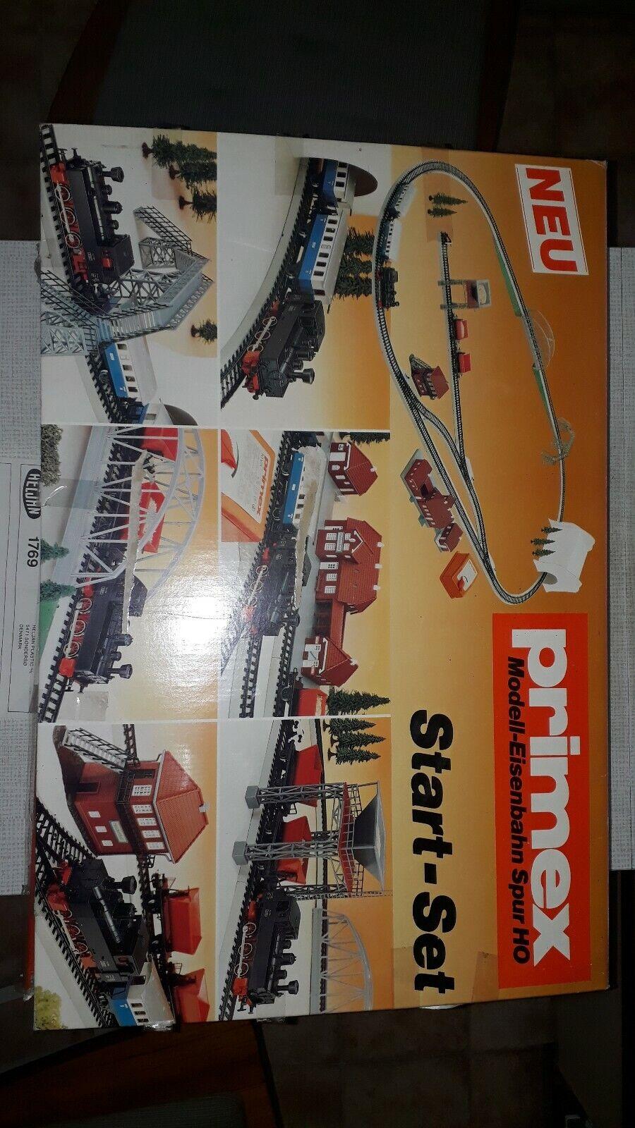 Märklin Primex Spur h0 Start SET Eisenbahn