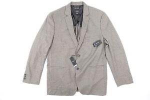 Alfani New sportiva Nwt uomo in Giacca blazer tessuto grigio Xl morbido da SYPCvWwq1