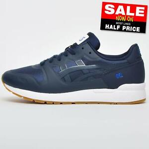 Asics Tiger Gel Lyte V NS Men's Casual Lifestyle Retro Running Gym Baskets Bleu Marine