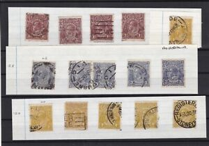 Australia Early Stamps Ref 14289