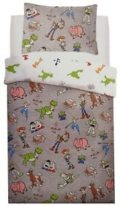 Disney-Toy-Story-Are-Back-In-Town-Panel-Single-Bed-Duvet-Quilt-Cover-Set-Gift