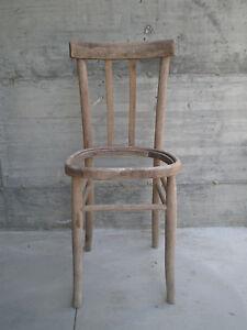 Sedie In Legno Curvato.Sedie Design Industriale 30 40 Legno Curvato Thonet Shabby Chair