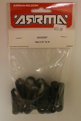 ARRMA ARA330567 Composite Ball Cup Set