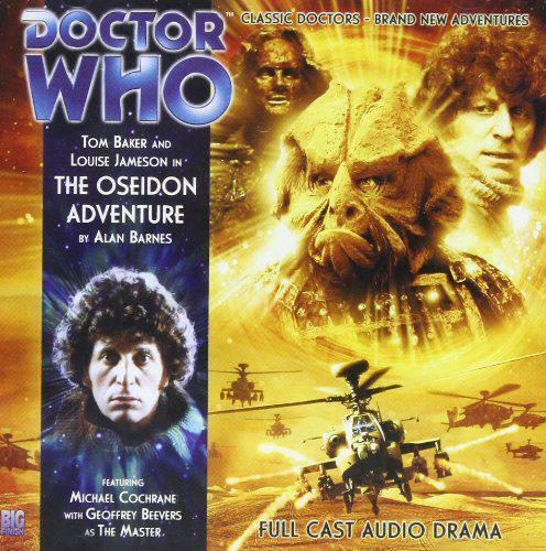 The oseidon ADVENTURE (Doctor Who: The Fourth Doctor Adventures) DI ALAN BARNES