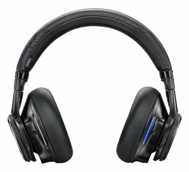 Fragua halcón Qué  Plantronics 200590-01 BackBeat PRO Wireless Noise-Canceling Headphones -  Black for sale online | eBay