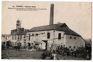 CPA-51-FISMES-Marne-19-Sucrerie-Vieille-Ed-C-G
