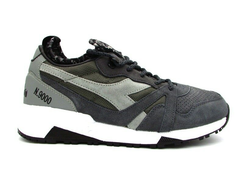 DIADORA SNEAKERS N9000 CAMO SOCKS GREY 172763-75071