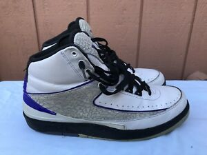 purchase cheap de911 e39cf Image is loading Nike-Air-Jordan-II-2-Retro-10-5-