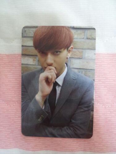 Exo-M 1st Repackage XOXO Growl Tao Type-A Photo Card Korea Press K-POP Official