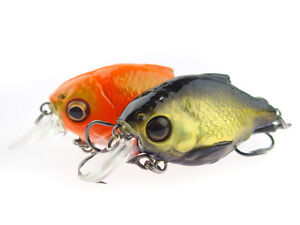 DR floating lures 3,4g Savage Gear 3D Crucian Crank 3,4cm