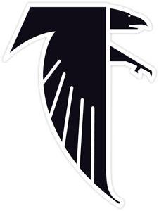 Atlanta Falcons Logo Vinyl Sticker Decal *SIZES* Cornhole Truck Bumper Car