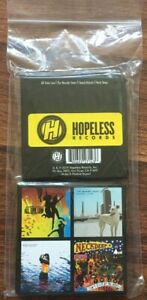 Hopeless-Records-3-034-Blind-Box-Set-4-Pack-Vinyl-New-Limited-Ed-All-Time-Low