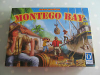 MONTEGO BAY BOARD GAME BY QUEEN GAMES DATED 2009