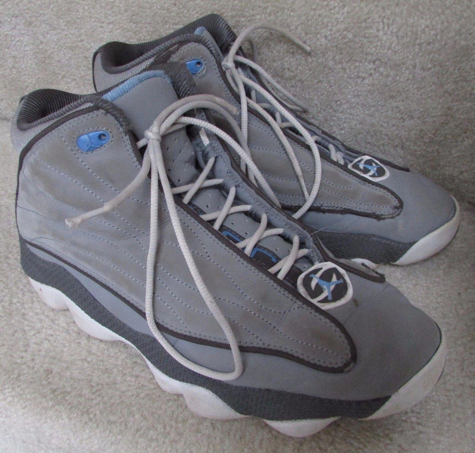 Nike Mens Jordan Pro Strength Basketball Shoes Sneakers Size 8.5 Gra