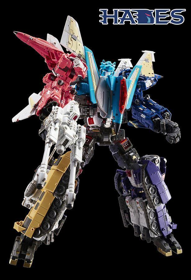 Nouveau TFC Toys Transformers Hadès lionkaiser H-01 H-02 H-03 H-04 H-05 H-06 pretes