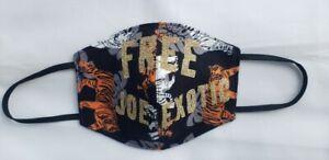 Joe Exotic Tiger King Face Mask Ebay